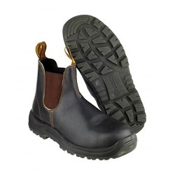 Safety Chelsea Boots Adulte 192 Stout Brown