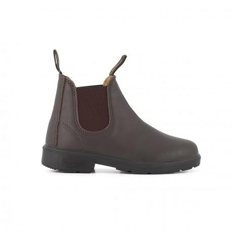 Kids Chelsea Boots 530 Walnut Brown