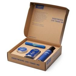 Coffret d'entretien complet Shoe Care Kit