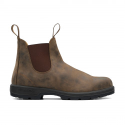 Classic Chelsea Boots Adulte 585 Rustic Brown