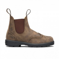 Classic Brogue  Chelsea Boots Adulte 1471