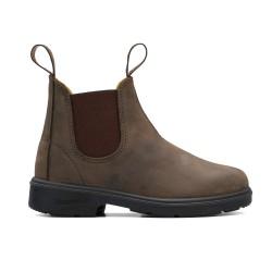 Kids Chelsea Boots 565 Rustic Brown Enfant