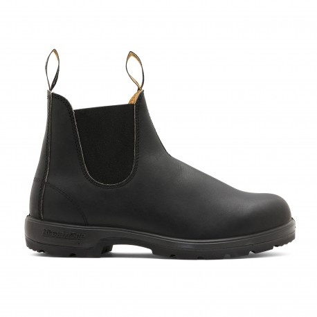Classic Chelsea Boots Adulte 558 Black Leather