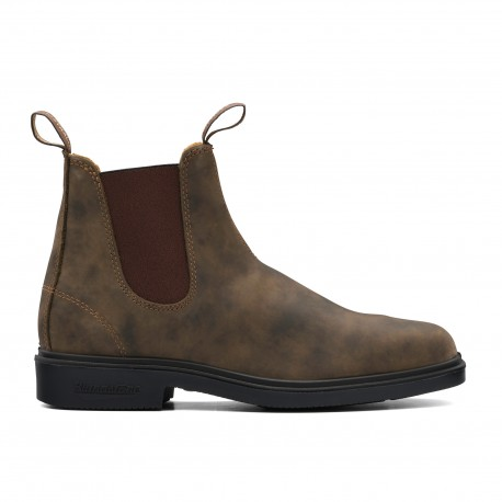 Dress Chelsea Boots Adulte 1306 Rustic Brown