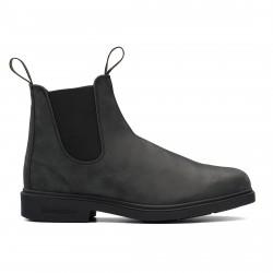 Dress Chelsea Boots Adulte 1308 Rustic Black