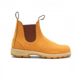 Gum Sole Classic Chelsea Boots Adulte 1318 Wheat Nubuck